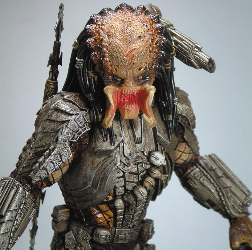 AVP/Scar Predator