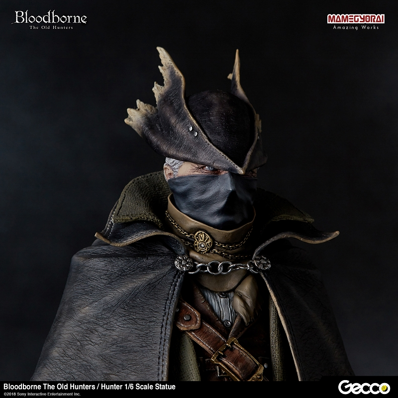 Bloodborne The Old Hunters/Hunter狩人