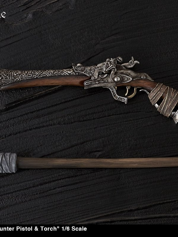 Bloodborne/Hunter Pistol&Torch