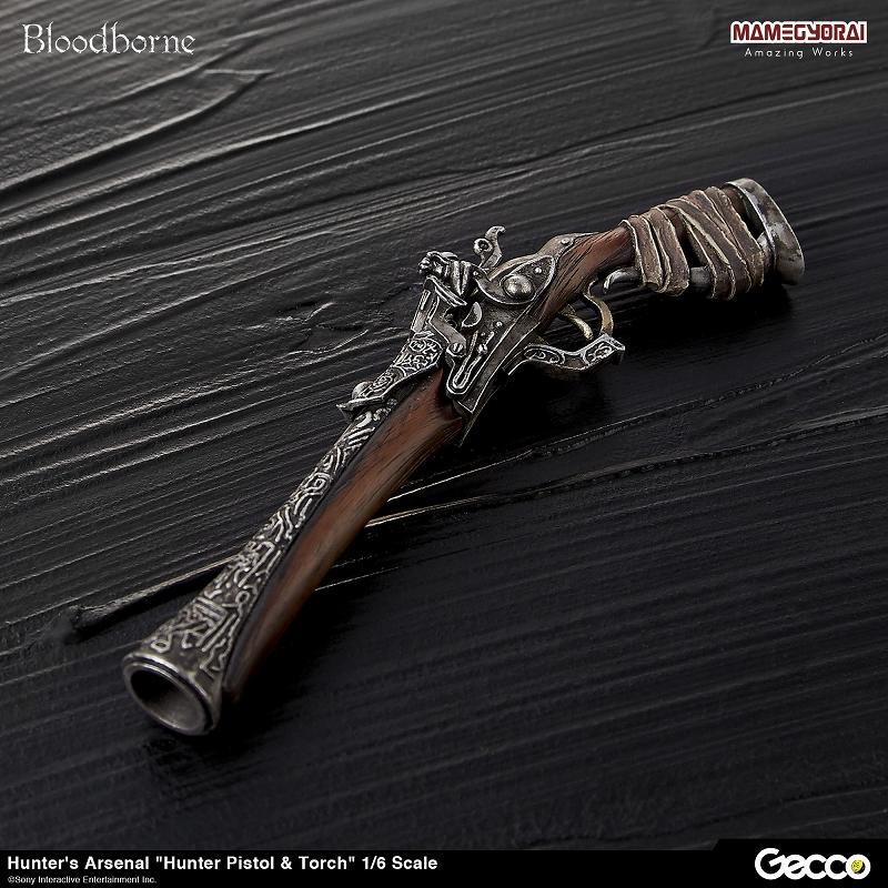 Bloodborne/Hunter Pistol&Torch