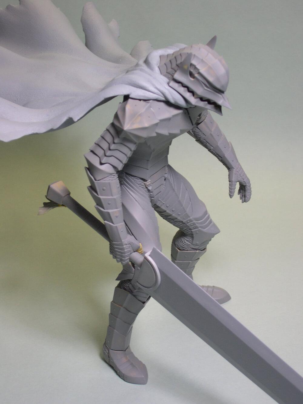 ガッツ狂戦士の甲冑