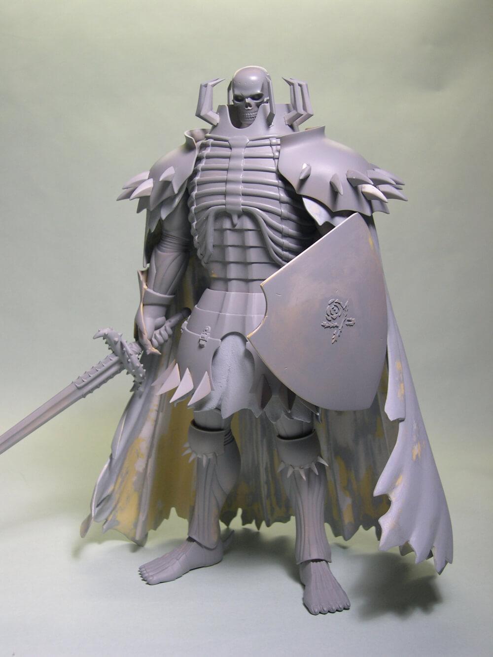 BERSERK/髑髏の騎士