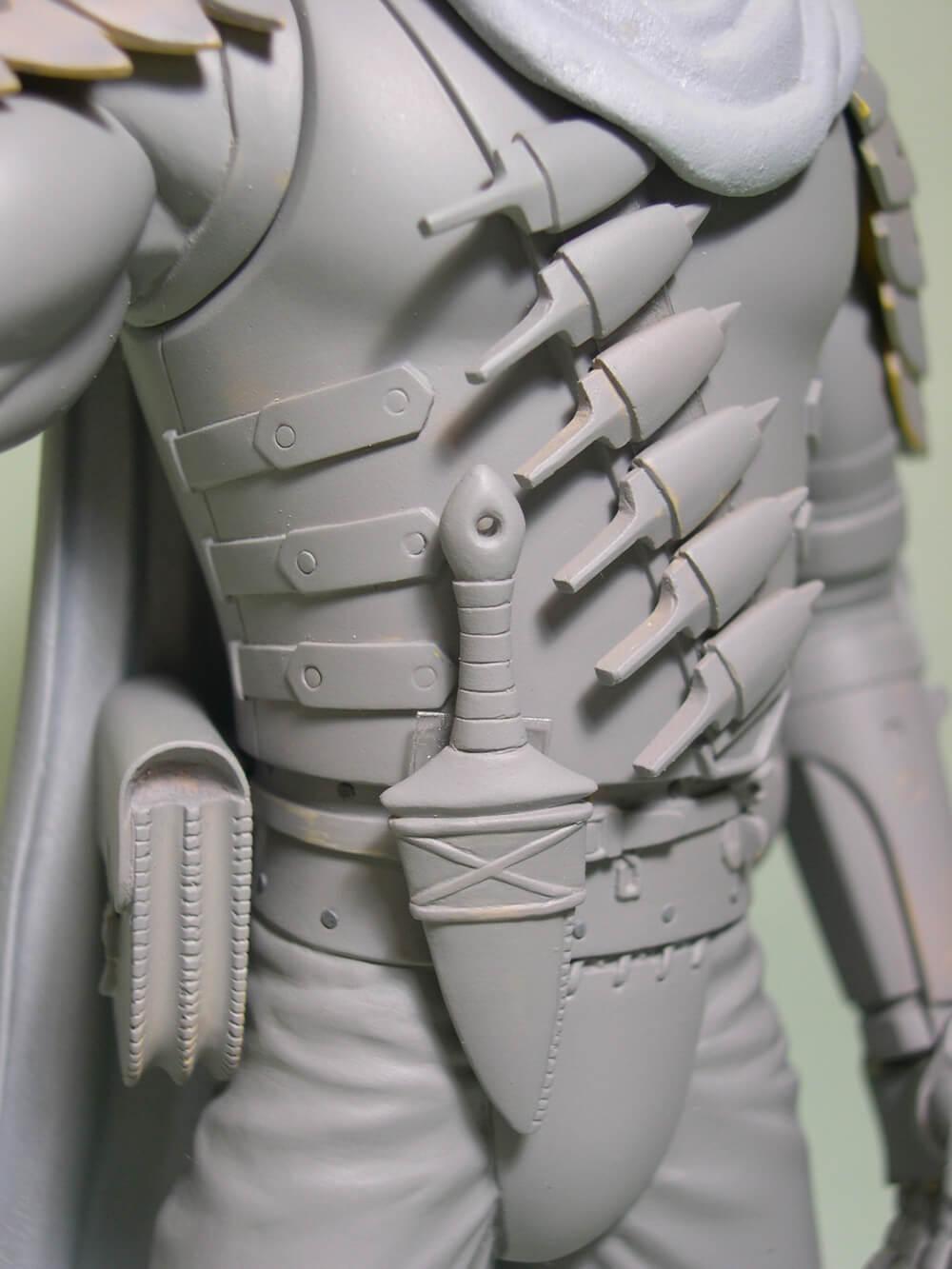 BERSERK/ガッツ武装