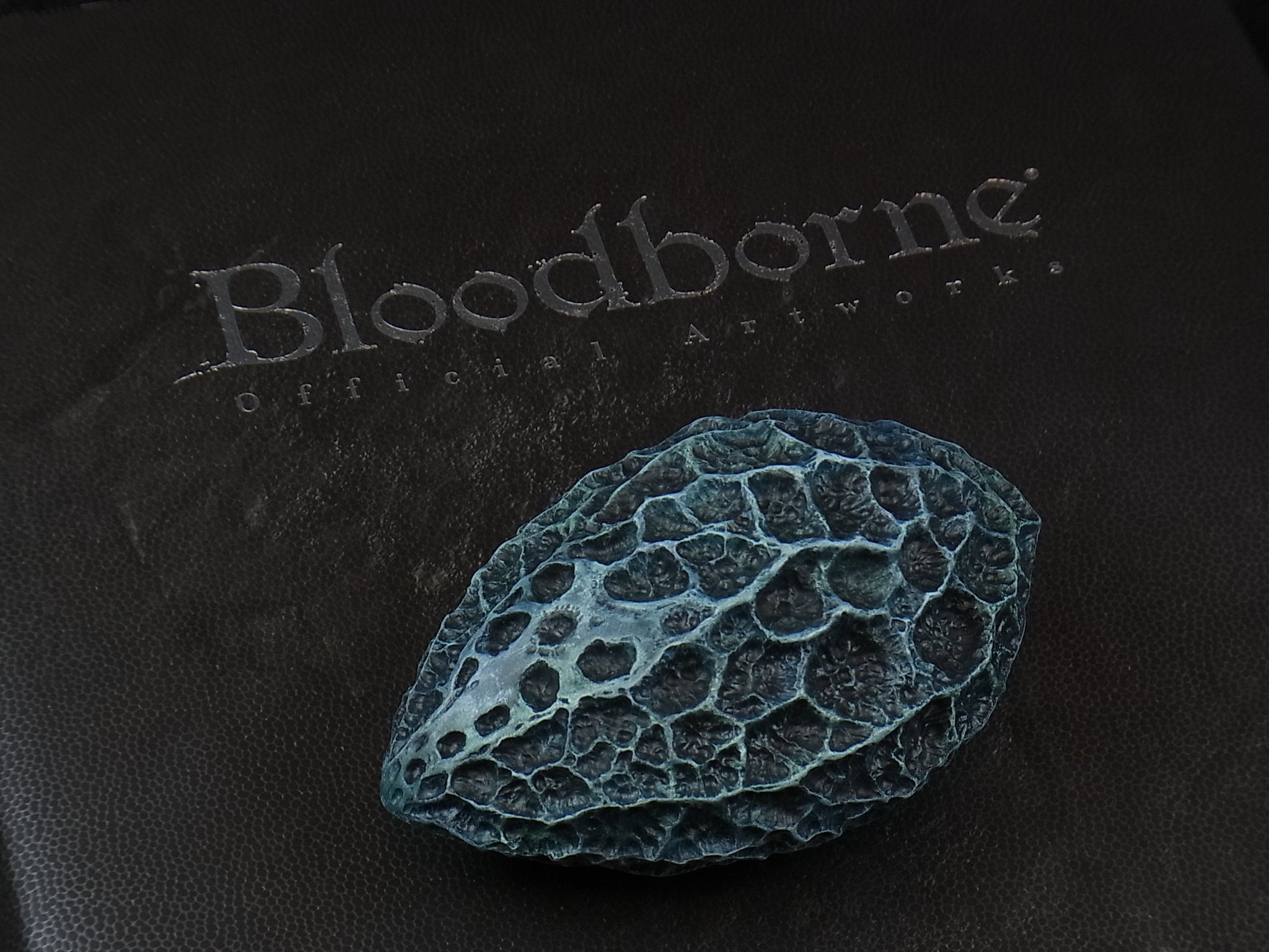 Bloodborne 扁桃石